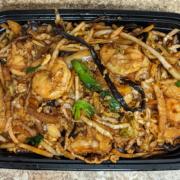 Moo Shoo Shrimp
